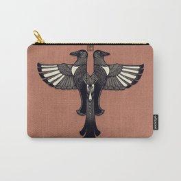 Magpie Emblem Carry-All Pouch