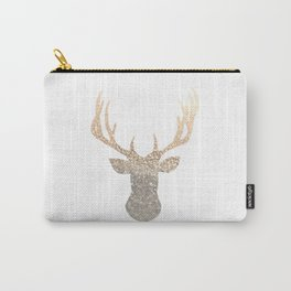 GOLD DEER Carry-All Pouch