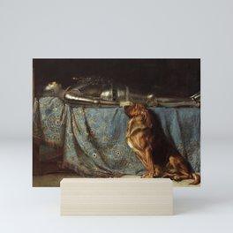 Briton Riviere - Requiescat, 1888 Mini Art Print