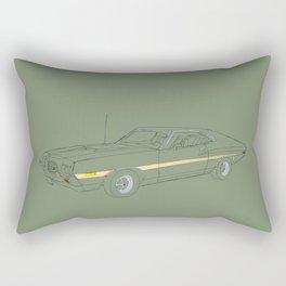 Gran Torino Rectangular Pillow