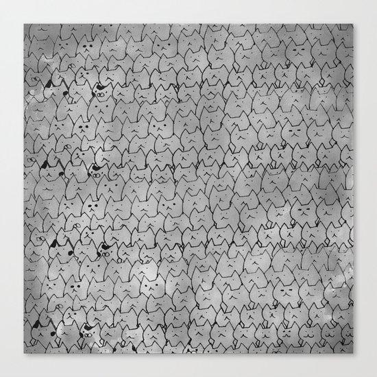 cat-275 Canvas Print