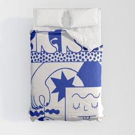 Fruit Comic  Comforters