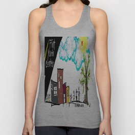 Flint Youth Center Unisex Tank Top
