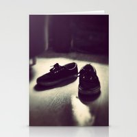 vans Stationery Cards featuring Vans by Efua Boakye