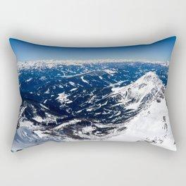 Infinite Blueness Rectangular Pillow