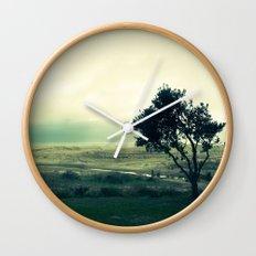 First Surf Wall Clock