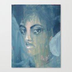 Lady of Grace Canvas Print