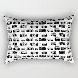 Beatbox B Rectangular Pillow