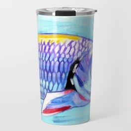 Fish Lips Travel Mug