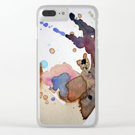 Mapping Air Clear iPhone Case