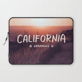 California Dreaming Laptop Sleeve