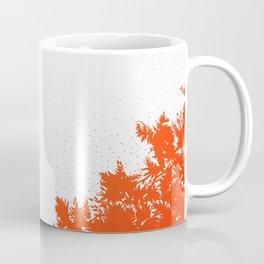 Night's Sky Persimmon Coffee Mug