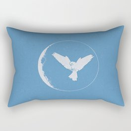 As High as Honor Rectangular Pillow