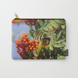 Bunch of rowan Carry-All Pouch