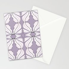 Lavender Wings Stationery Cards