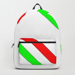flag of Italia scarf- Italy,Italia,Italian,Latine,Roma,venezia,venice,mediterreanean,Genoa,firenze Backpack