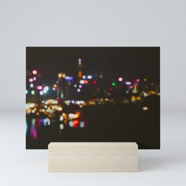 Hong Kong Island Mini Art Print