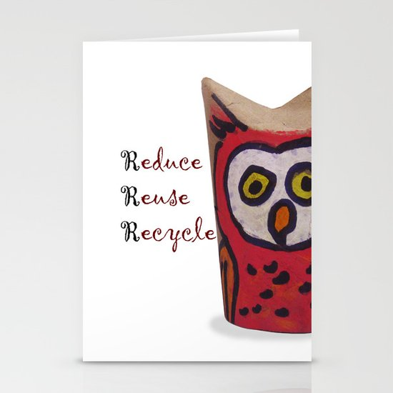 3R Stationery Cards