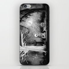 rest in expectation iPhone & iPod Skin