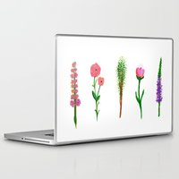 plants Laptop & iPad Skins featuring Plants by Clementine Losey