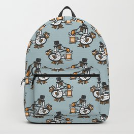 d102979bb8 Dodo with beer Backpack