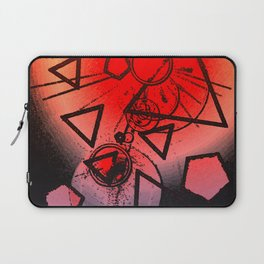 Exploding Planet Laptop Sleeve