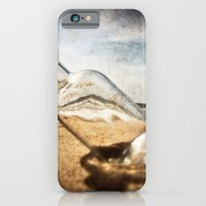 Bottle On Beach II iPhone 6s Slim Case