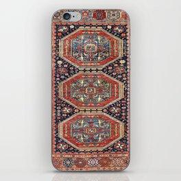 Kuba Sumakh Antique East Caucasus Rug iPhone Skin