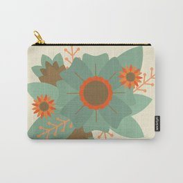Floral Arrangement Carry-All Pouch