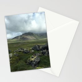 road side views Stationery Cards