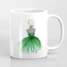 Emerald Dress Mug
