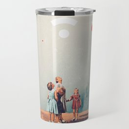 Wirelessly connected to Eternity Travel Mug