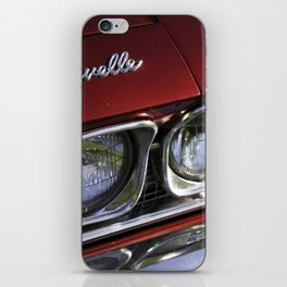 Chevelle iPhone Skin