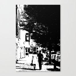 NYCLOVE Canvas Print
