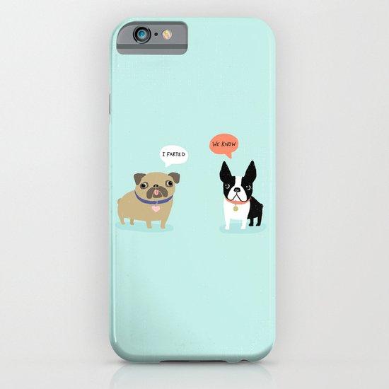 Dog Fart iPhone & iPod Case