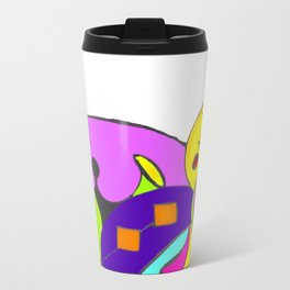 Can you feel the music Travel Mug