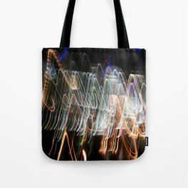WaterFire (820a) Tote Bag