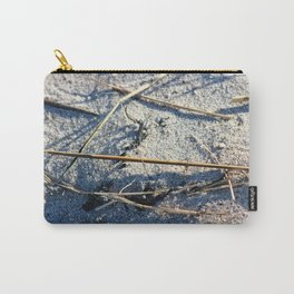 Shadows In The Sand Carry-All Pouch