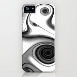 Bump in the Night iPhone Case
