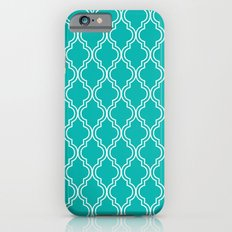 Teal Moroccan iPhone 6s Slim Case