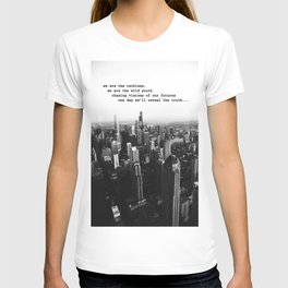 Youth in the City (buildings chicago) T-shirt