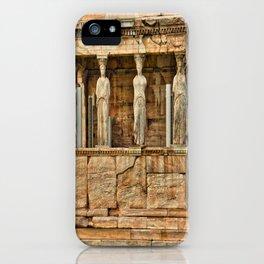 Parthenon Acropolis Athens Greece iPhone Case
