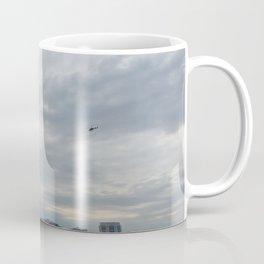 Clouds Over Governor's Island Coffee Mug