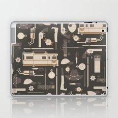 The Walking Dead Laptop & iPad Skin