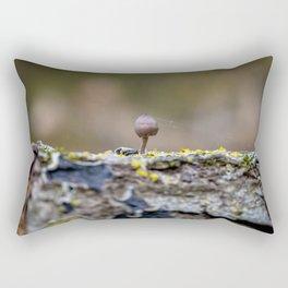 The tiny mushroom Rectangular Pillow