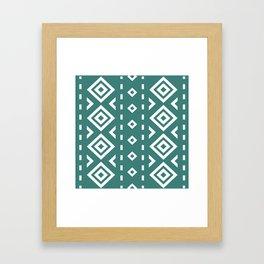 Indian Designs 143 Framed Art Print