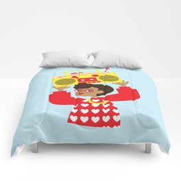Trini Transistor  Comforters