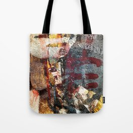 West 47th and Lafayette Tote Bag