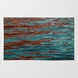 Lake Powell Firewater 2 Rug