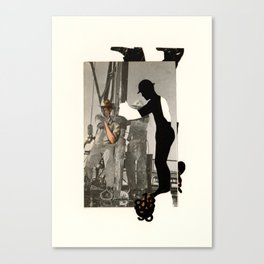 ID2 Canvas Print